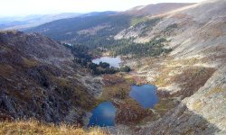 Каракольские озера на Горном Алтае – три причины поехать туда!