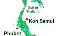 Как самостоятельно добраться с Пхукета на остров Самуи?