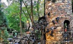 Старый парк в Кабардинке – частичка истории в центре Краснодарского края!