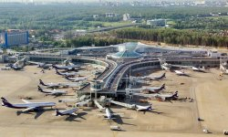 Аэропорт Шереметьево – схема расположения терминалов