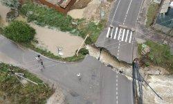 Тайфун в Анапе сегодня и вчера – как развивались события!
