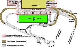 Какие автостоянки имеются в аэропорту Шереметьево и за его пределами?
