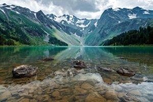 Горный Алтай и с чем его есть