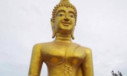 Чем золотой Будда в Паттайе отличается от своих собратьев в Таиланде?