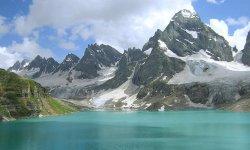 Природные красоты Кашмирской долины в Индии