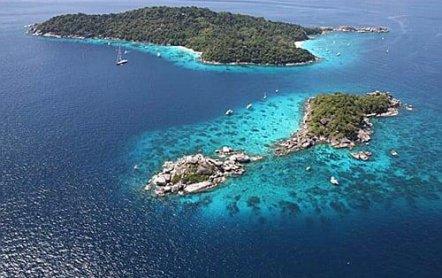 Экскурсия на Симиланские острова с Пхукета – полезная информация