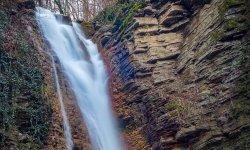 Пшадские водопады – чудо природы в Краснодарском крае!