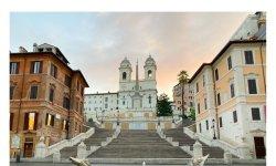 Испанская лестница в Риме – полный обзор достопримечательности