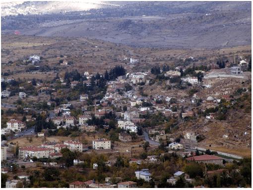 Глухая деревня