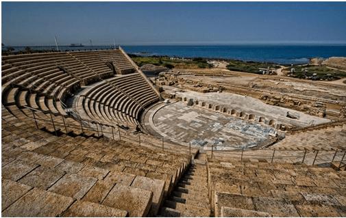История и пляжи, вот что такое Израиль