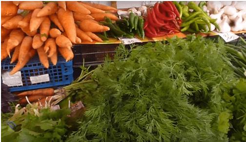 Овощей много не бываает
