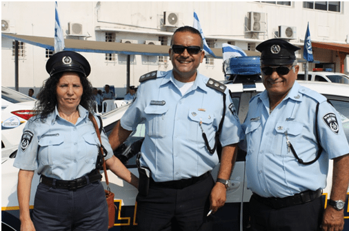 Полиция всегда готова помочь
