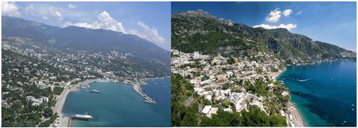 Сравнение городов
