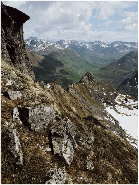 В горах воздух чище