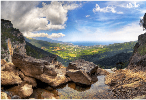 Великолепный пейзаж