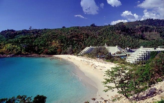 Малый пляж