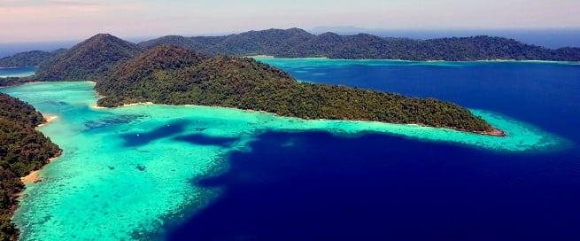 Остров Сурин