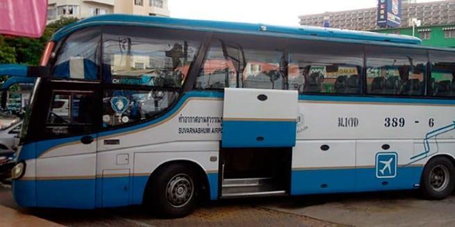 Автобус до Бангкока