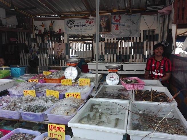 Морской рынок