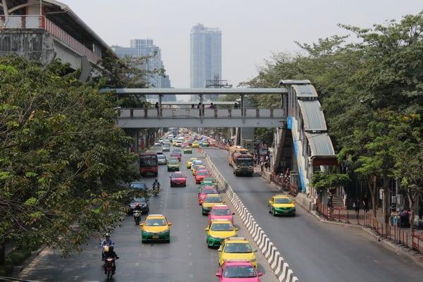 Как добраться в Бангкок из Паттайи