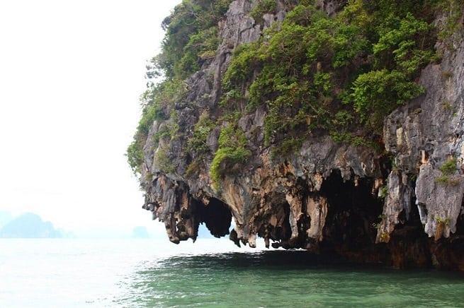 Подвешенный остров