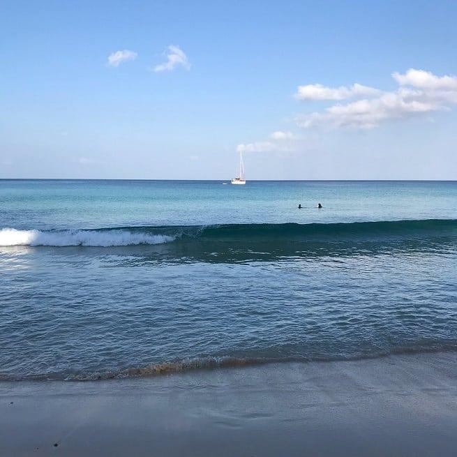 Небольшие волны