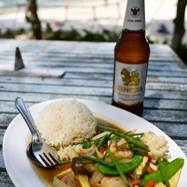 Пиво с рисом, отличное сочетание