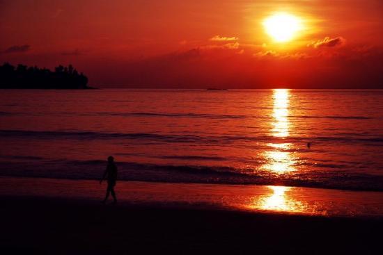 Пляж Камала Бич Пхукет отзывы описание фото отели рядом
