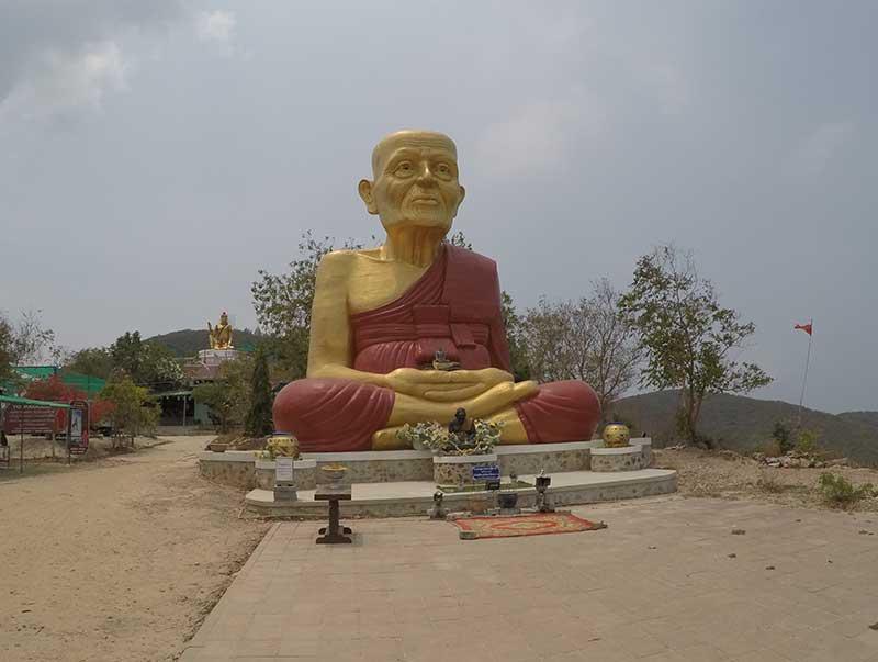 Будда с Ко Лана