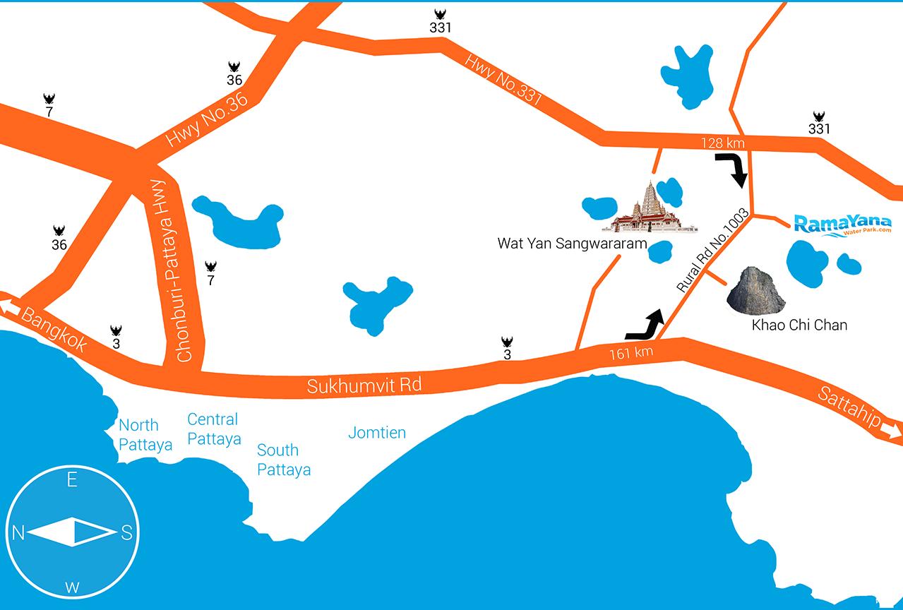 Общая карта