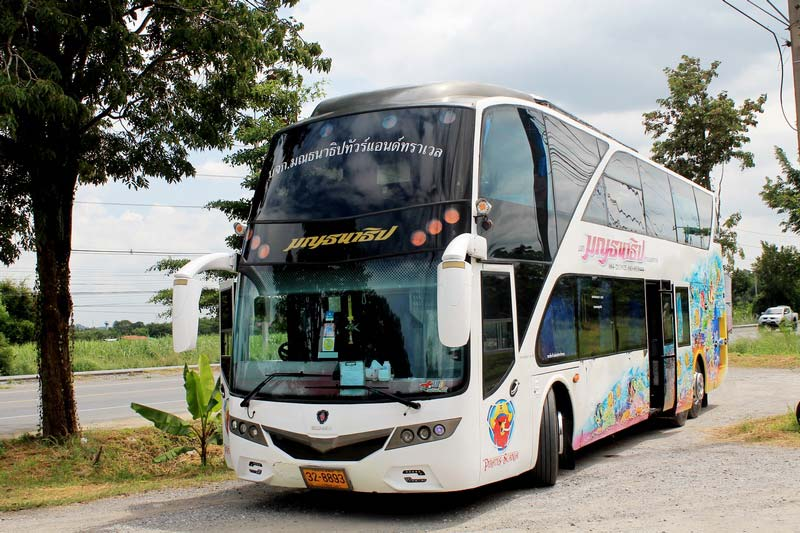 На автобусе весело