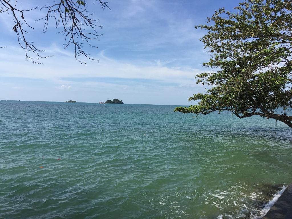 Море на Чанге