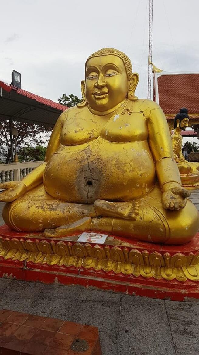 Будда богатства