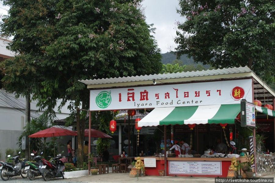 Ресторан на Чанге