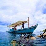 Лодка для дайвинга