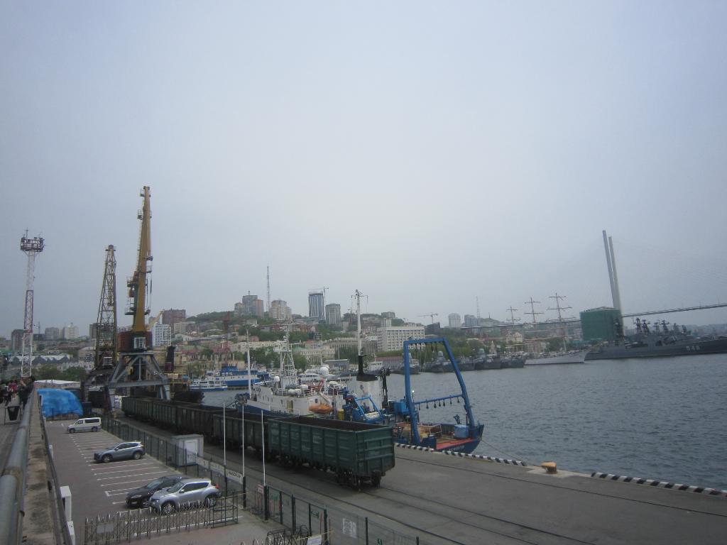 Морскорй порт