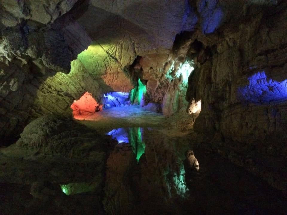 В самой пещере