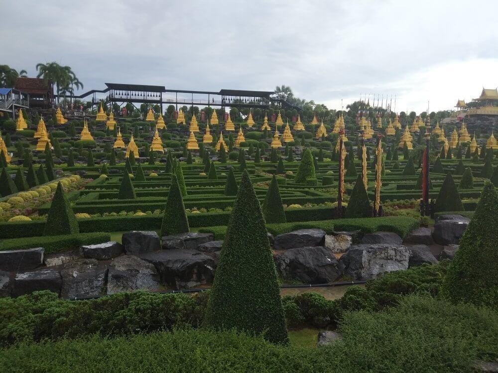 Тропический парк Нонг Нуч -цены фото что посмотреть