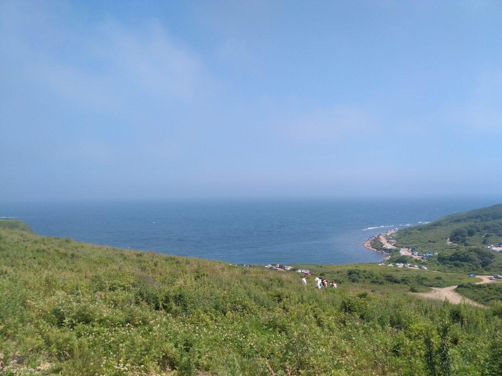 Вид на бухты