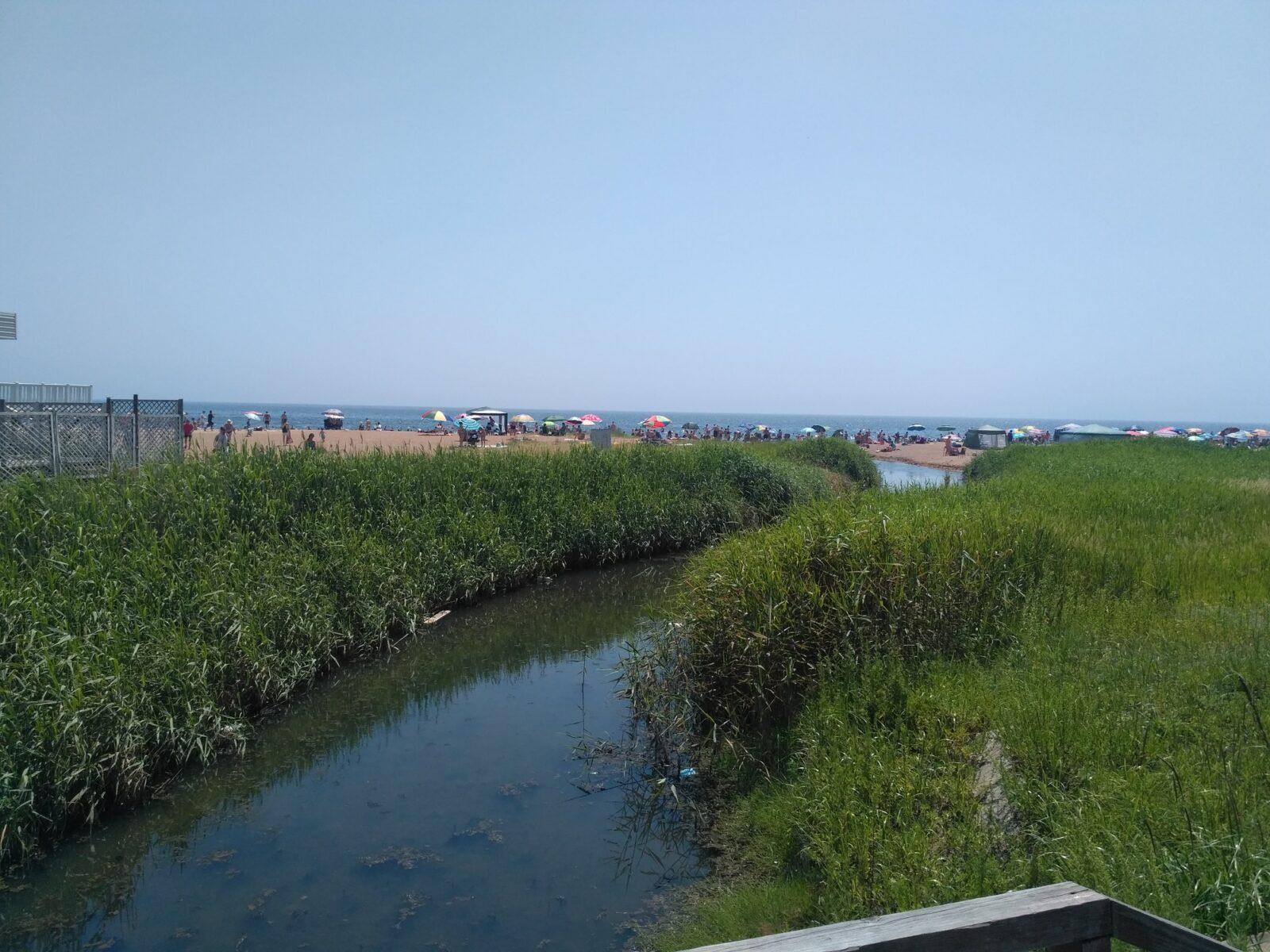 Продолжение реки