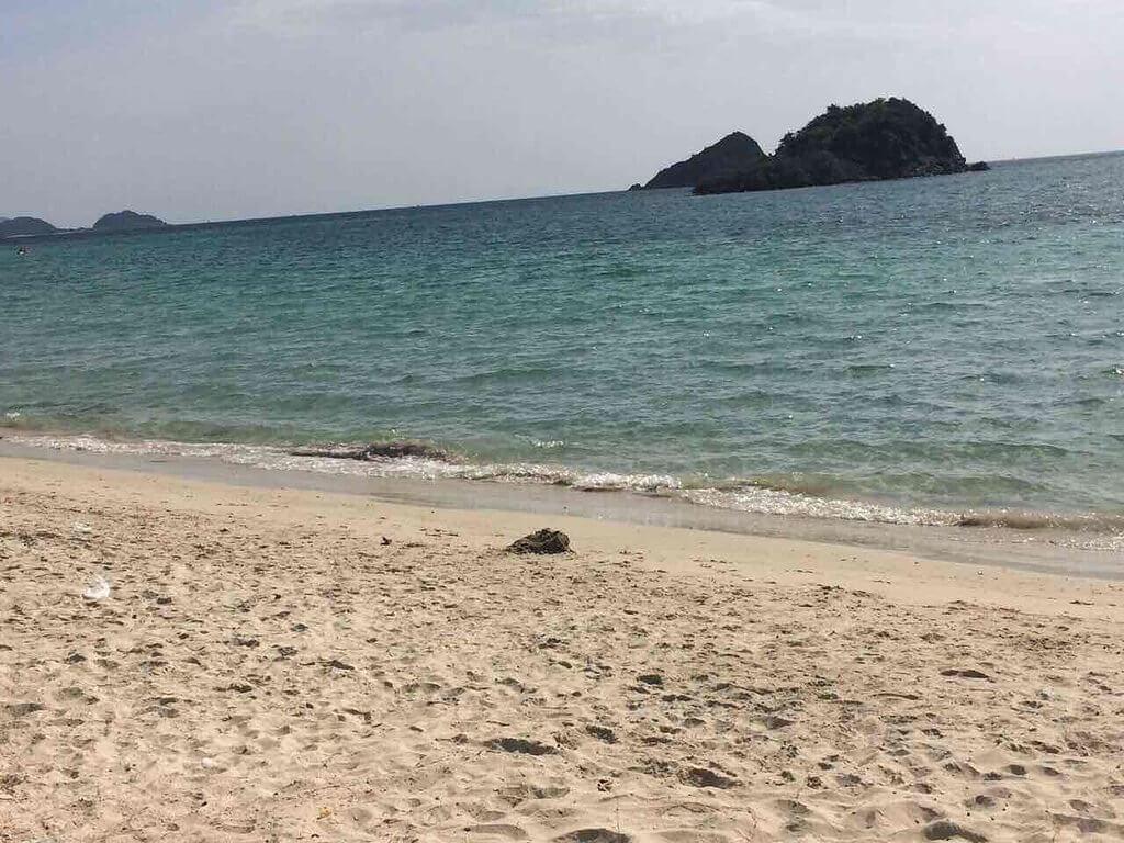 Не пляж, а мечта