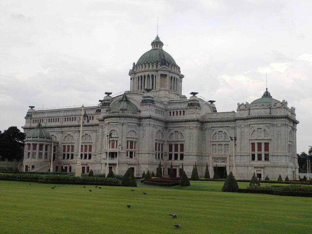 Внешний вид дворца