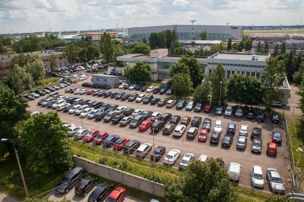 Внешняя парковка