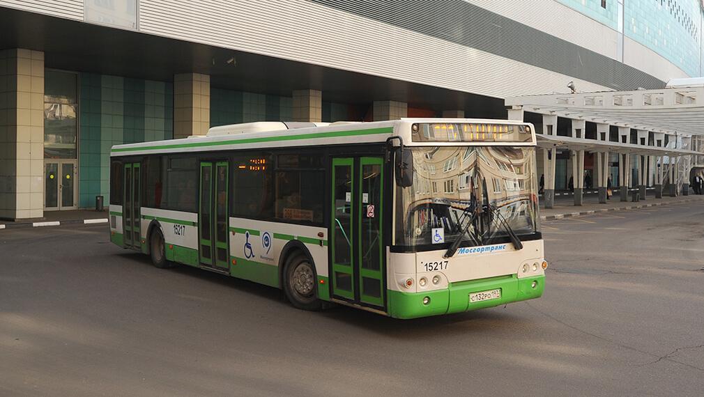 Автобус до Шереметьево