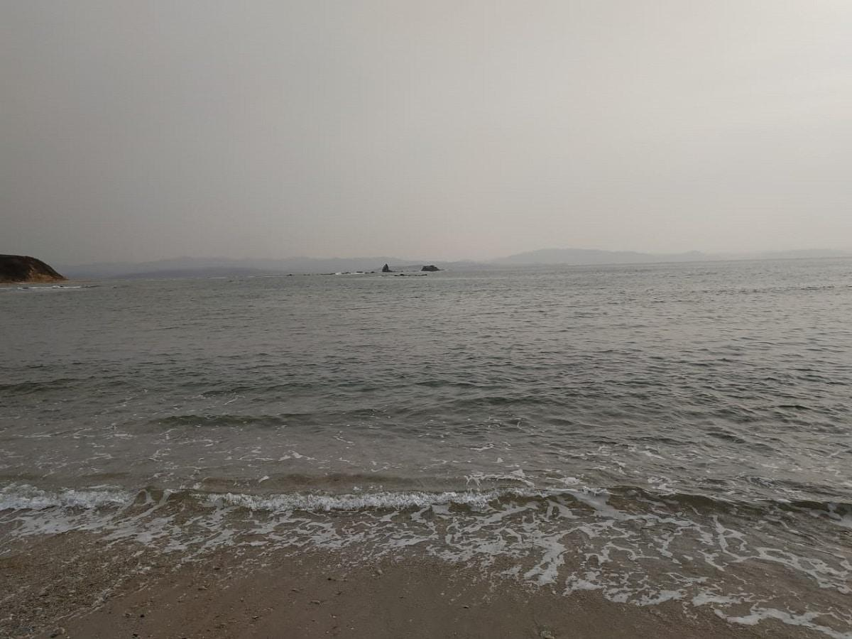 Море у базы