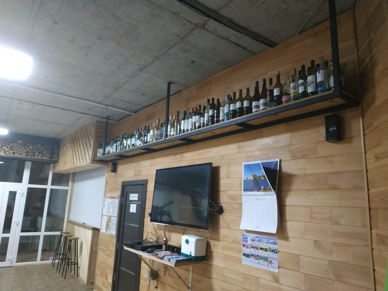 Сборище бутылок