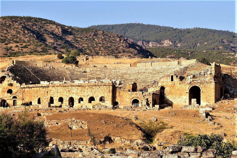 Город из древности