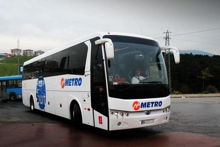 Метро туризм - компания
