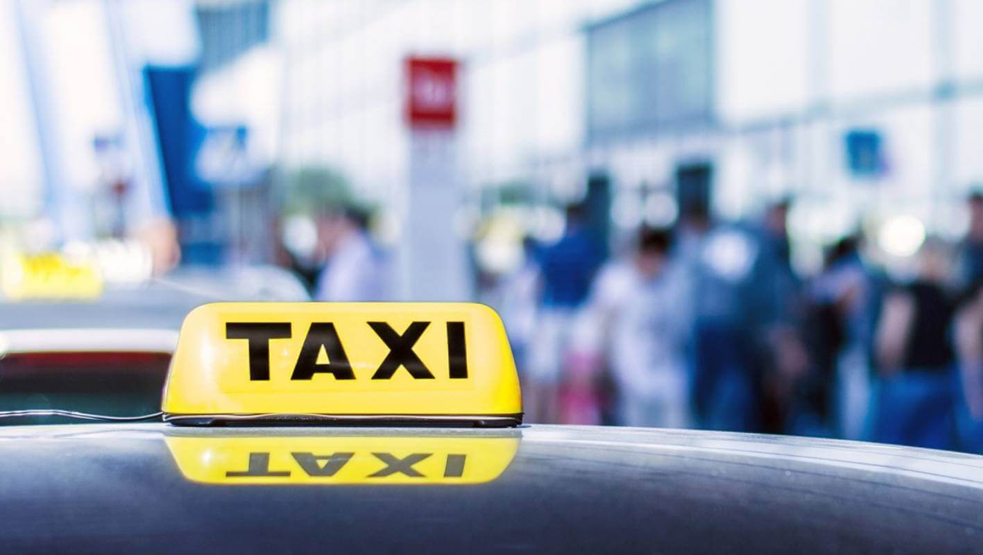 Знак такси