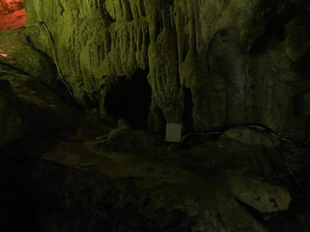 Воронцовский пещеры